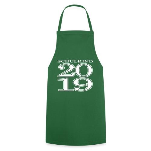 Schulkind 2019 - Kochschürze