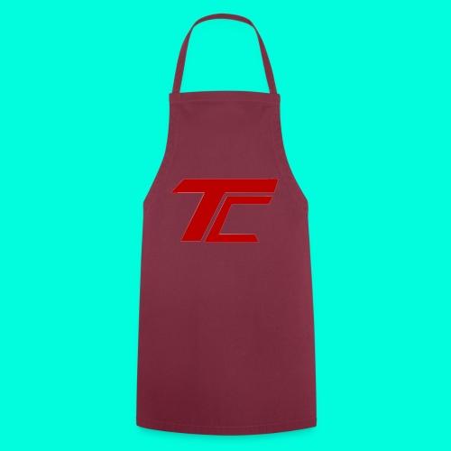 Red TC Logo - Förkläde