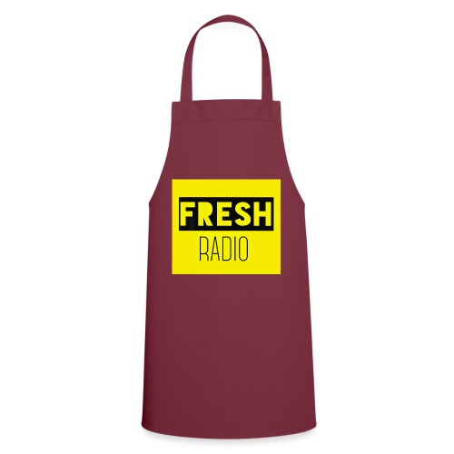FreshRadio LOGO - Cooking Apron