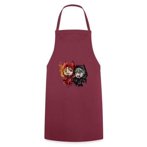 Chibis Halloween - Tablier de cuisine