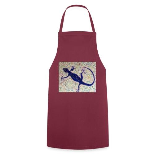 Blue Gekko - Tablier de cuisine