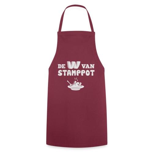 De W van Stamppot - Keukenschort