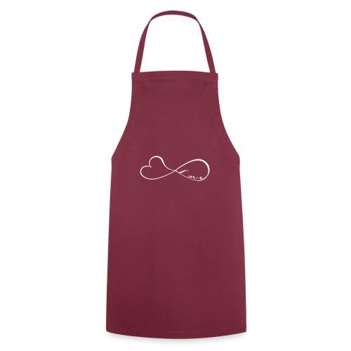 Forever, Heart, Love, Valentinstag - Kochschürze
