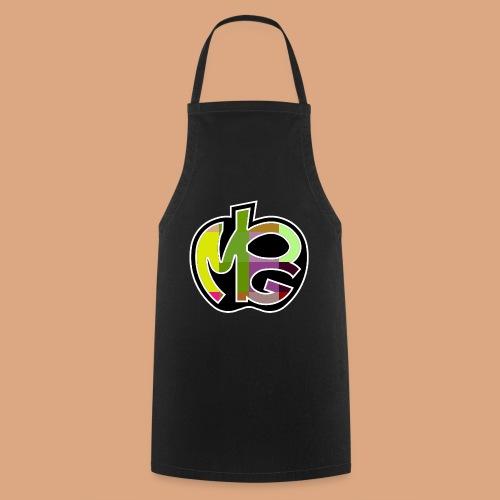 PG Mela Logo - Grembiule da cucina