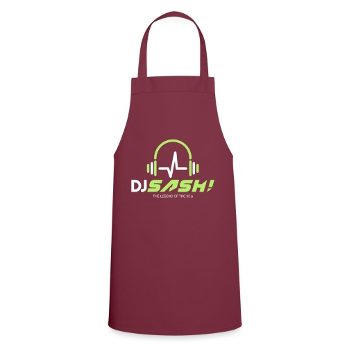DJ SASH! - Headfone Beep - Cooking Apron