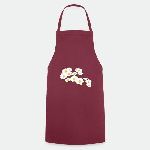 Spring Season Daisies - Cooking Apron
