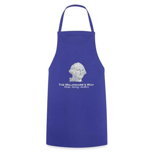 Il nostro logo in bianco - Grembiule da cucina