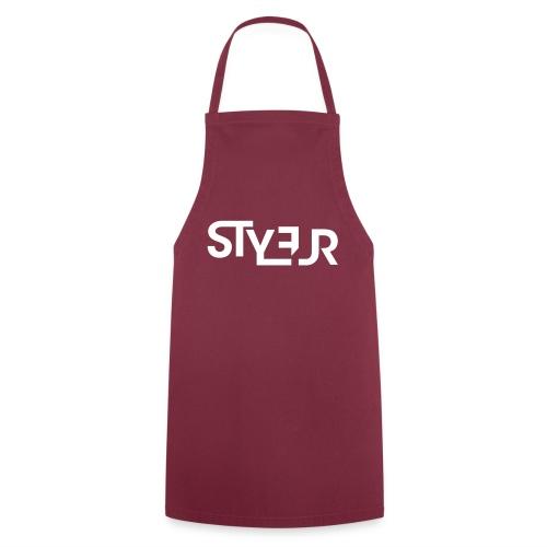 styleur logo spreadhsirt - Kochschürze