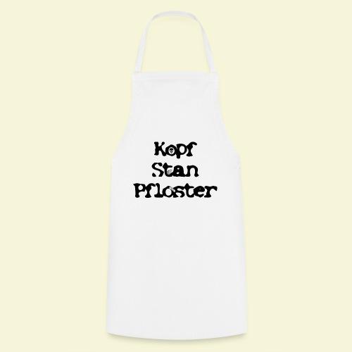 KSP Schrift - Kochschürze