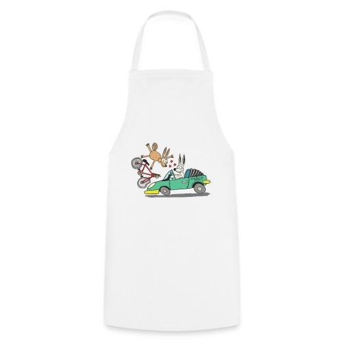 Amor a primera CLONK - Delantal de cocina