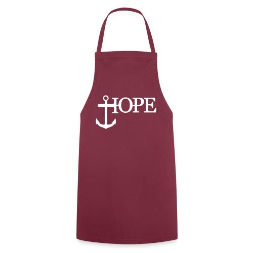 Hope Anker Anchor Hoffnung - Kochschürze