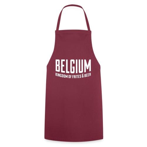Belgium kingdom of frites & beer - Tablier de cuisine
