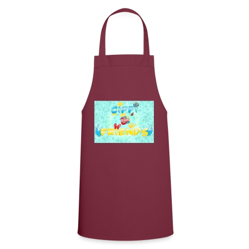 Tazza Cippi & Friends - Grembiule da cucina