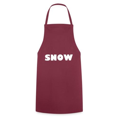 SNOW - Kochschürze