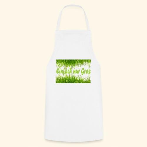 einfach nur gras2 - Kochschürze