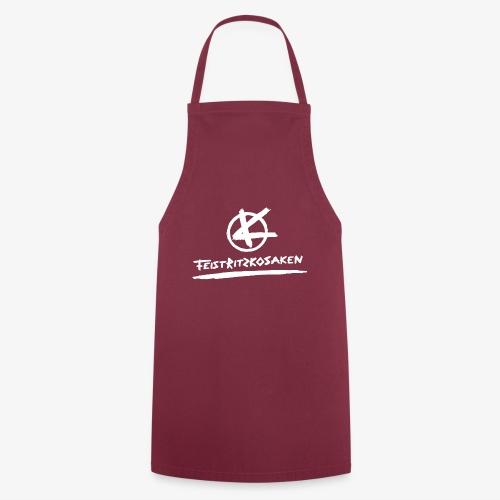 Feistritzkosaken Logo hell - Kochschürze