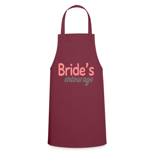 Bride's entourage - Cooking Apron