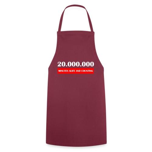 200000 Minutes Alive - Keukenschort