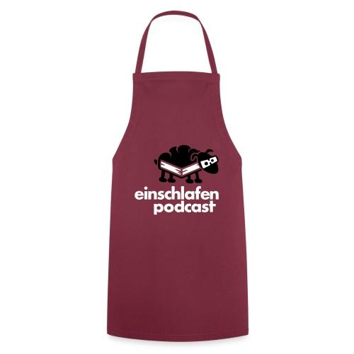 einschafenpodcast logokleinnobgnoclaimre - Kochschürze