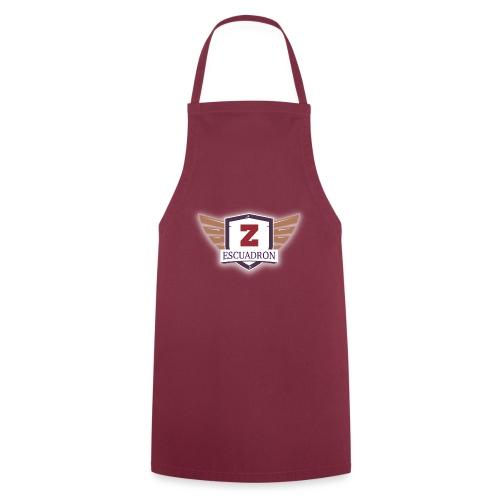 Escuadrón Z - Delantal de cocina