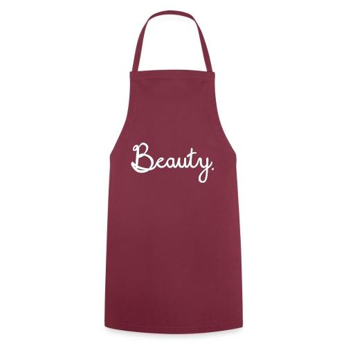 Beauty Weiß - Kochschürze