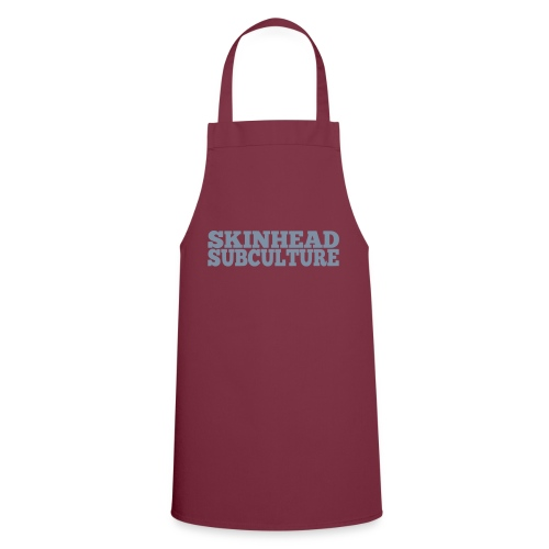 Skinhead Subculture - Cooking Apron