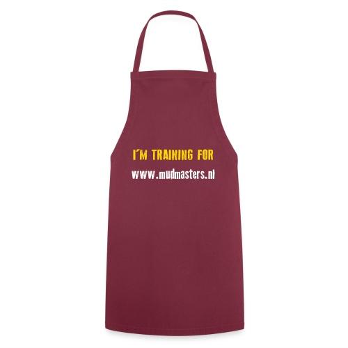 tshirt back - Keukenschort