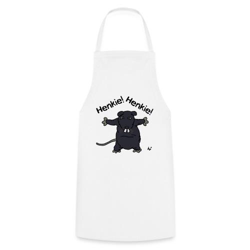 Henkie! Henkie! (the plush rat) - Cooking Apron