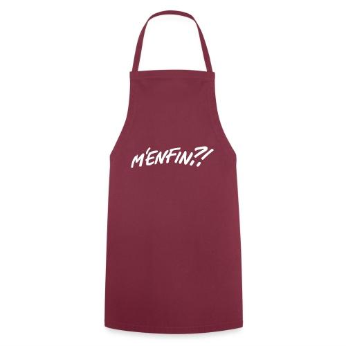 Menfin3 - Tablier de cuisine