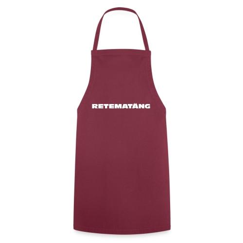 Retematäng - Kochschürze