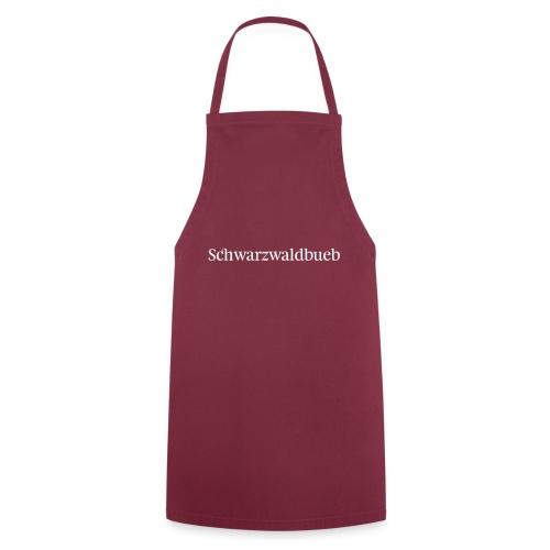 Schwarwaldbueb - T-Shirt - Kochschürze
