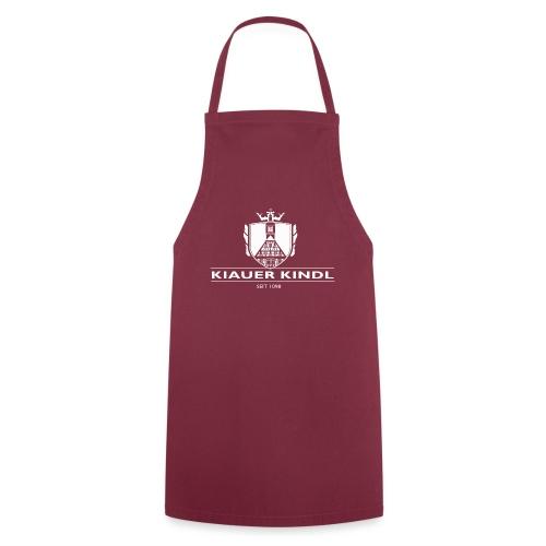 Kiauer Kindl - weiss - Kochschürze