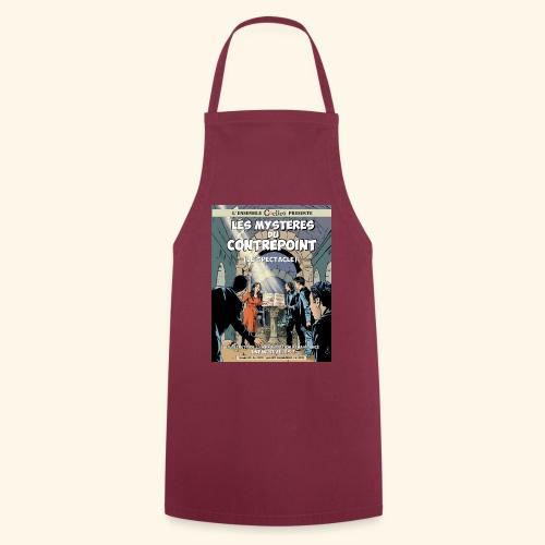 Affiche Les Mystères du contrepoint - Tablier de cuisine