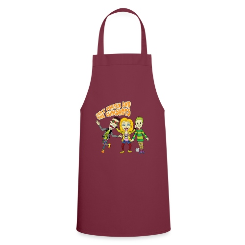VVATC Cartoon - Cooking Apron