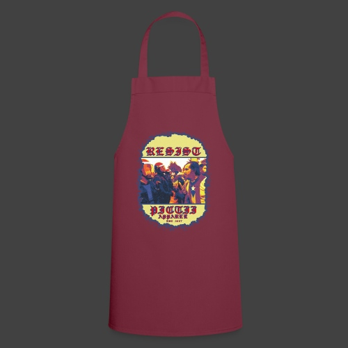 PICTRESIST9 - COL1 - Cooking Apron