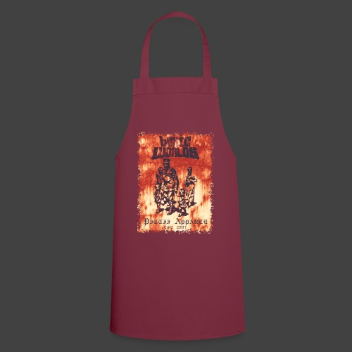 TOXIC WORLDS - 1B - Cooking Apron