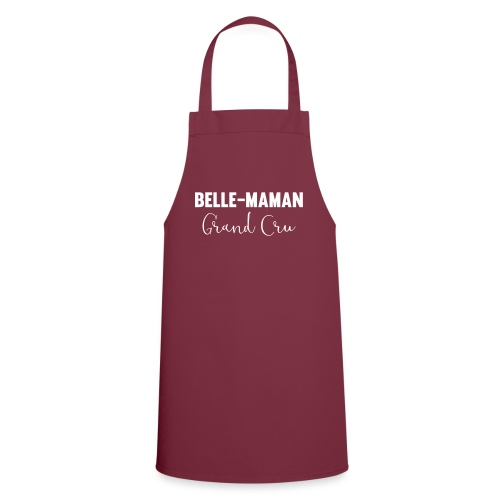 Belle maman grand cru - Tablier de cuisine
