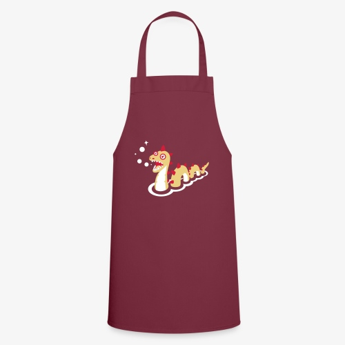 sea monster - Cooking Apron