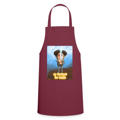 FR Retour de Rabbi Shalom - Tablier de cuisine