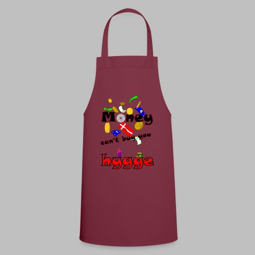 Money can t buy you hygge - Cooking Apron