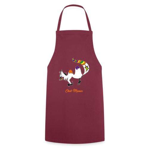 Chat Monux - Tablier de cuisine