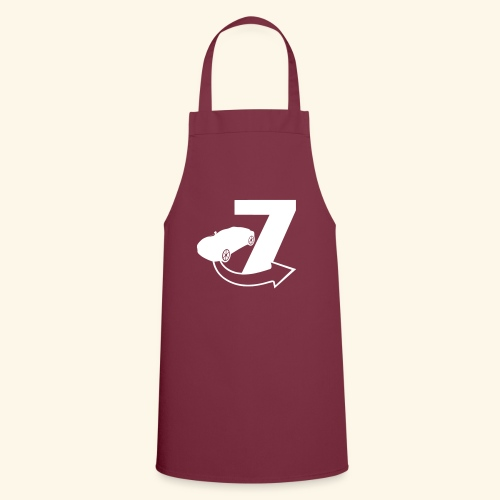 Seven / Fast and Furious - Cooking Apron