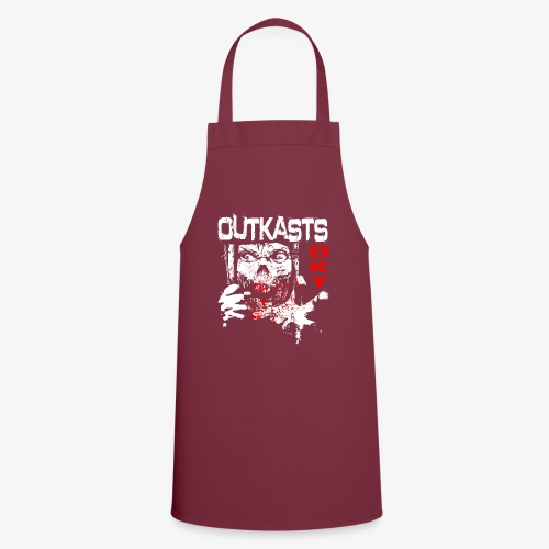 Outkasts Scum OKT Front - Cooking Apron