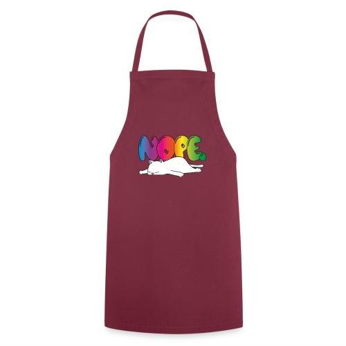 Tasse Nope Katze Lustiger Spruch Regenbogen - Kochschürze