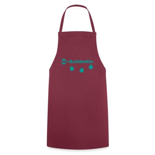 zuverlässig-flexibel-individuell = 1a-Assistentin - Kochschürze
