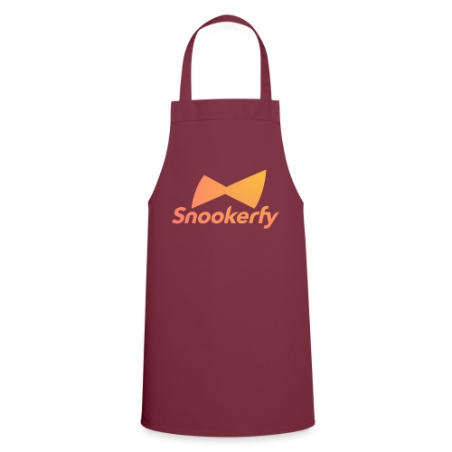 Snookerfy - Cooking Apron