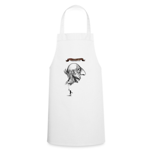 LEFIMI T-SHIRT - Grembiule da cucina
