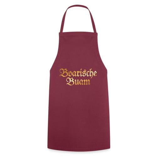 Boarische Buam - Bayerische Buben (Vintage/Gelb) - Kochschürze