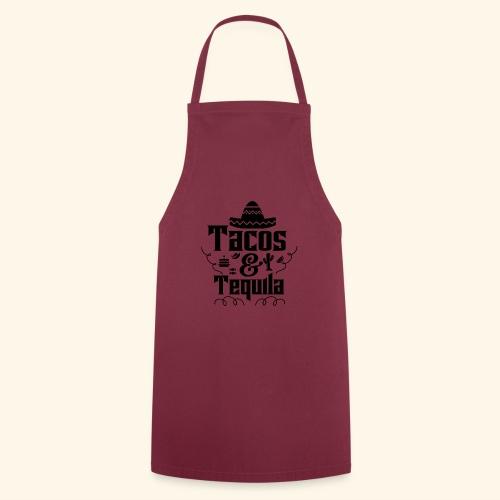 Tacos & Tequila - Kochschürze