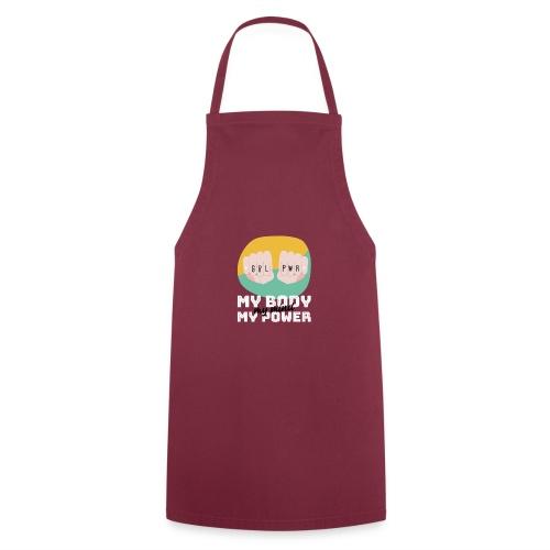 t shirt design template for womens day featuring - Delantal de cocina